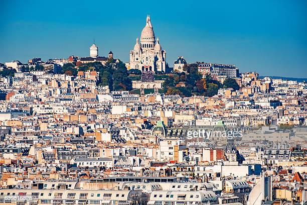 Basilique Du Sacré Coeur, Montmartre, à Paris, France