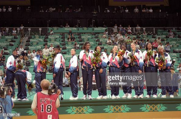Team USA Women's Basketball, 1996 Summer Olympics Pictures | Getty Images