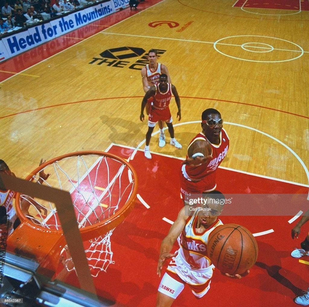 Atlanta Hawks Spud Webb