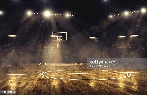 Salle de basket