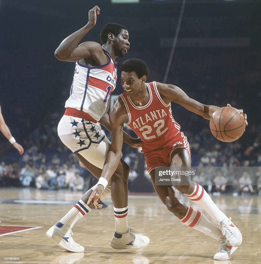 Washington Bullets vs Atlanta Hawks