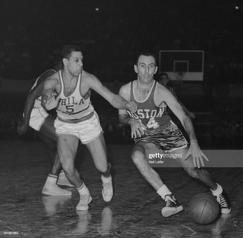 Philadelphia Warriors vs Boston Celtics