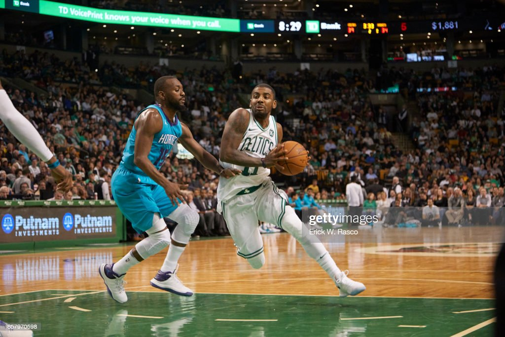 Image result for kemba and kyrie celtics