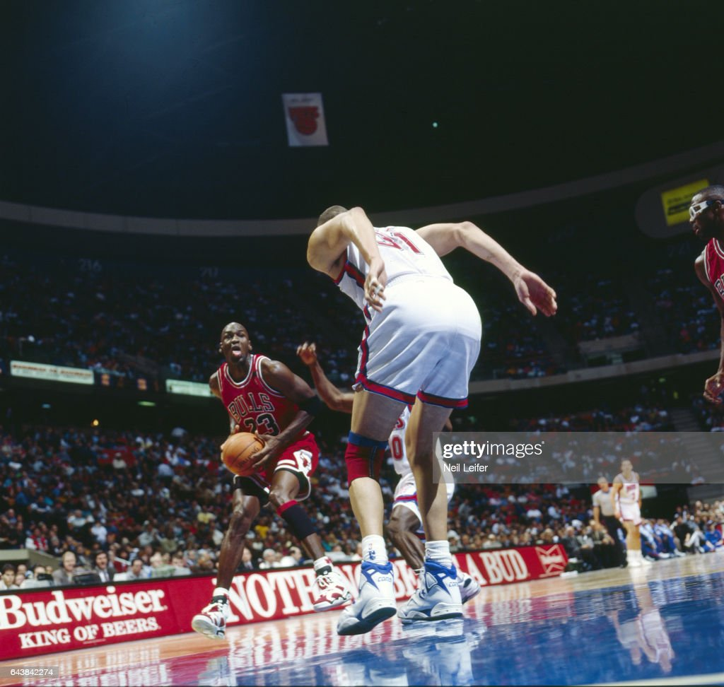 New Jersey Nets vs Chicago Bulls