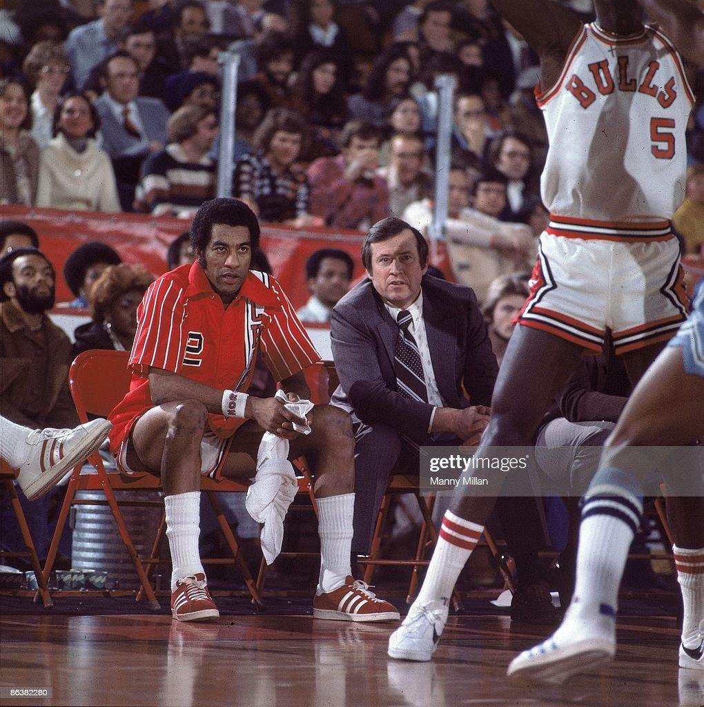 Chicago Bulls Norm Van Lier