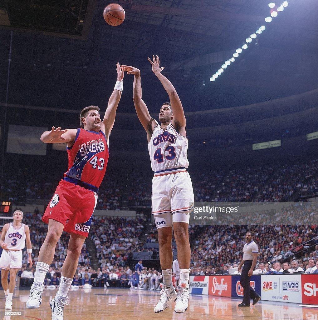 Cleveland Cavaliers Brad Daugherty