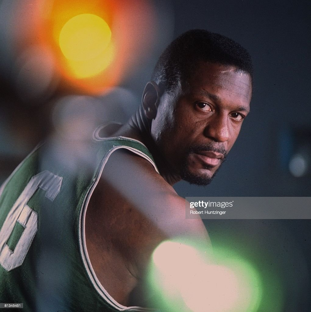 In Profile Celtic Great Bill Russell s and