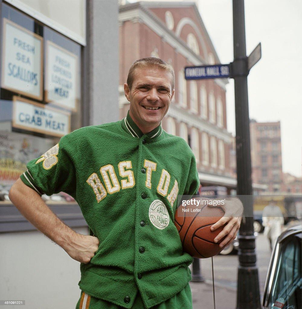Boston Celtics Tommy Heinsohn