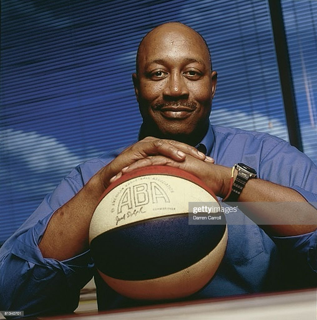 George McGinnis Basketball