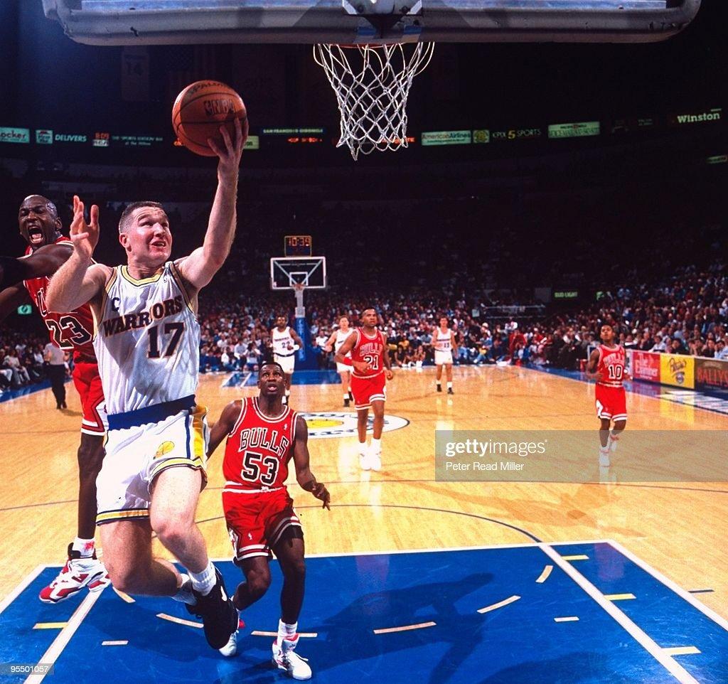 Golden State Warriors Chris Mullin