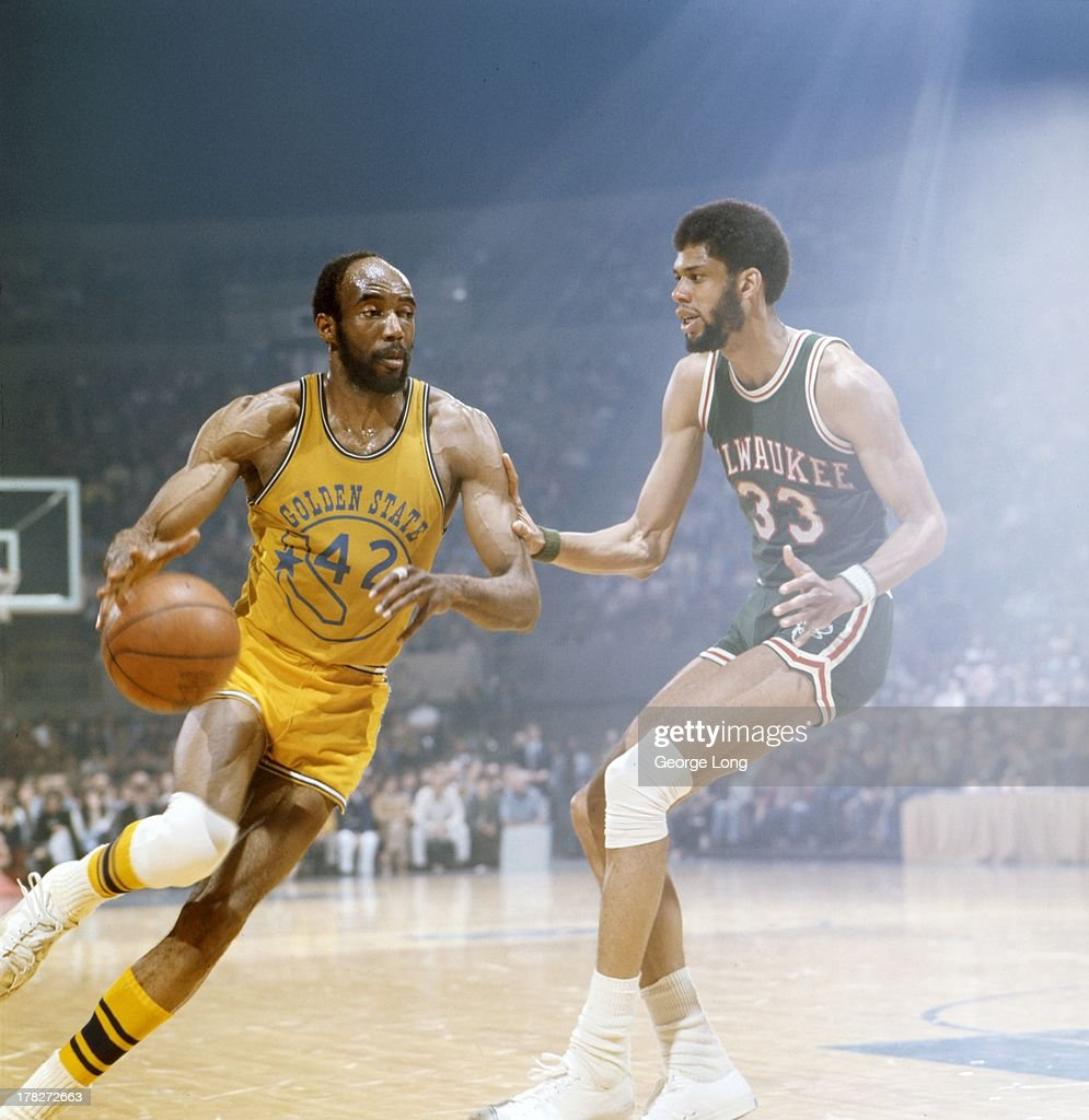 Golden State Warriors vs Milwaukee Bucks 1973 NBA Western