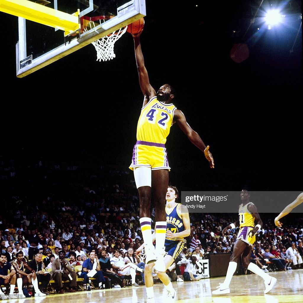 Los Angeles Lakers James Worthy