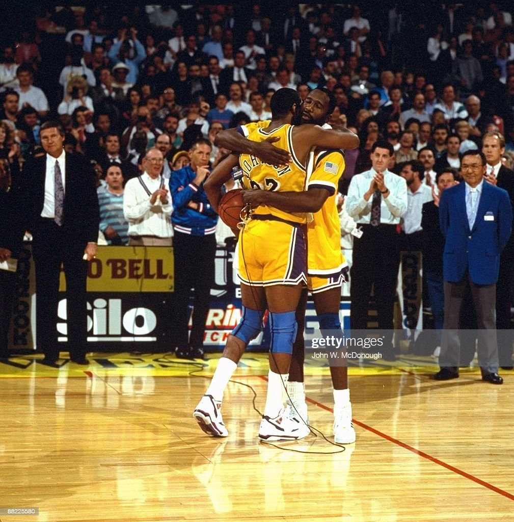 Los Angeles Lakers Magic Johnson