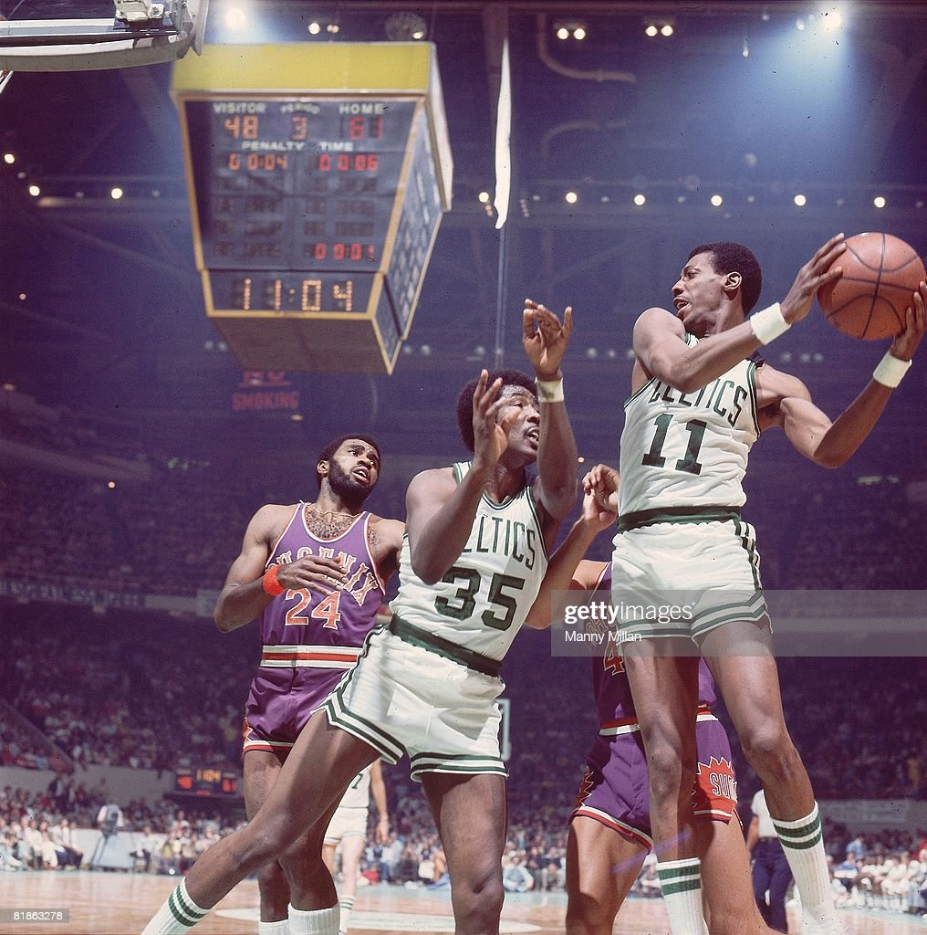 Boston Celtics Charlie Scott 1976 NBA Finals