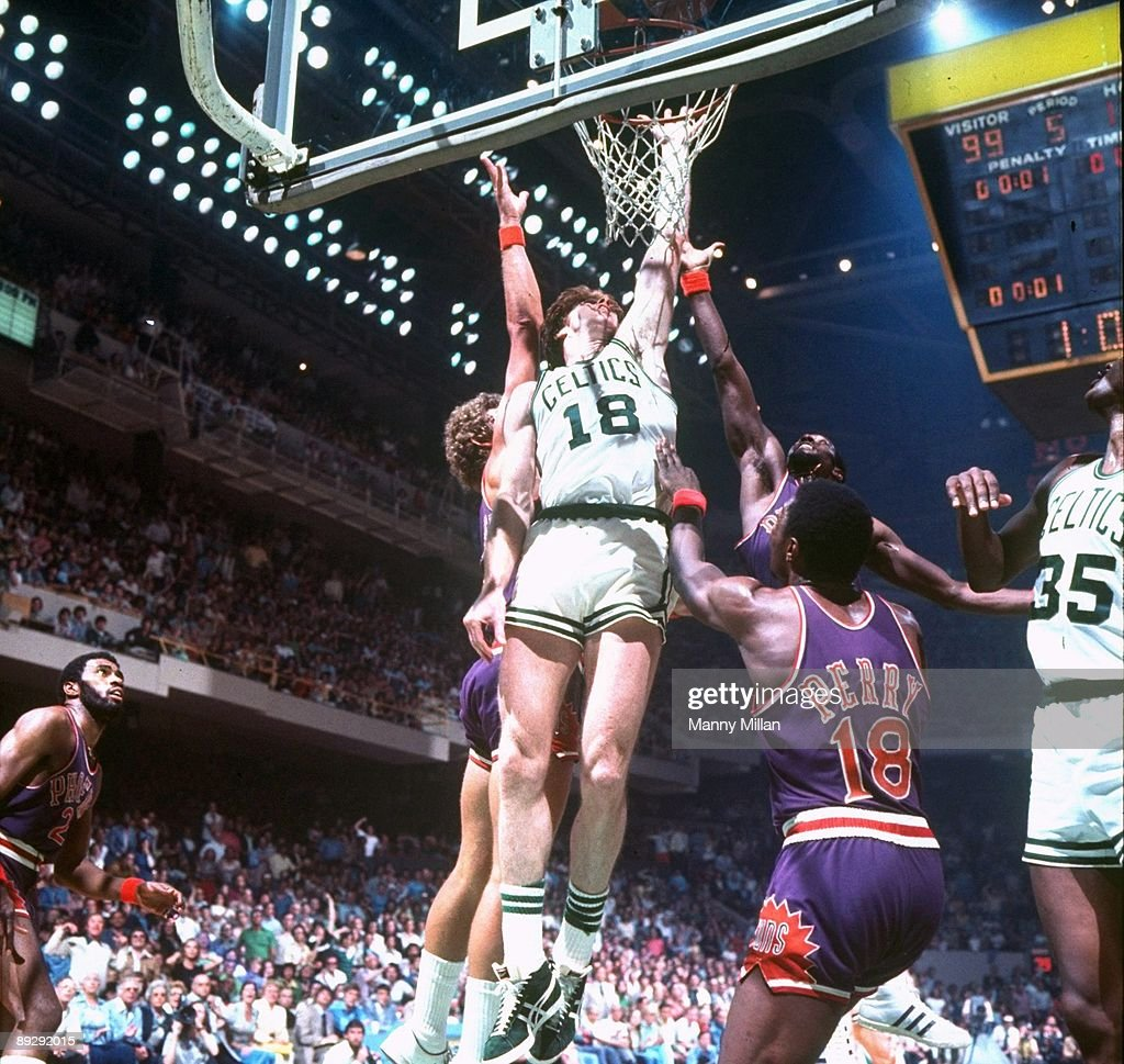 Boston Celtics Dave Cowens 1976 NBA Finals