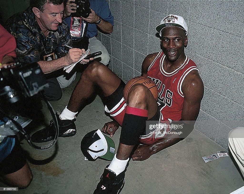 Jordan After Game-6