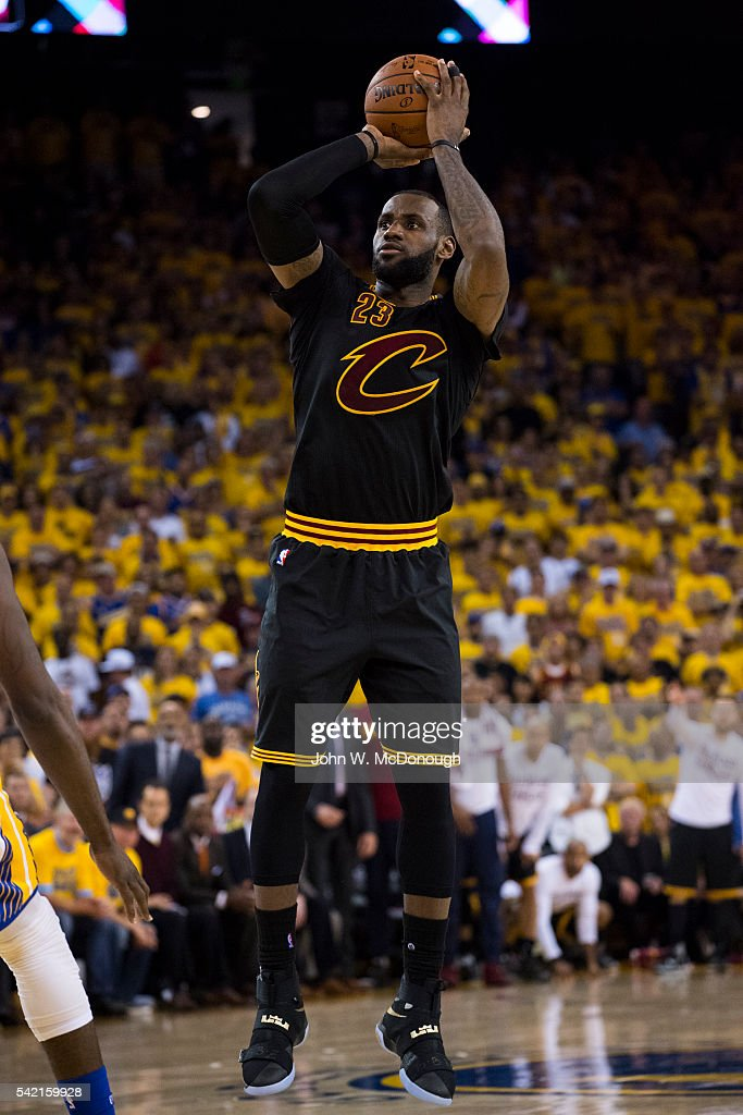 Cleveland Cavaliers Vs Golden State Warriors Getty Images
