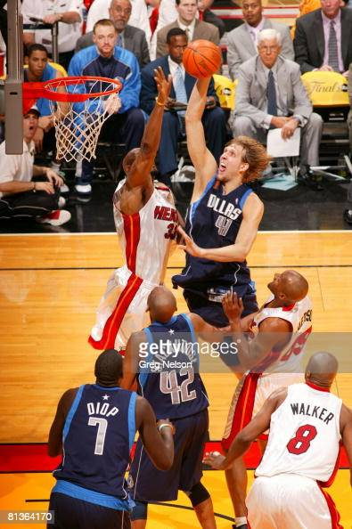 Dallas Mavericks Dirk Nowitzki, 2006 NBA Finals Pictures | Getty Images