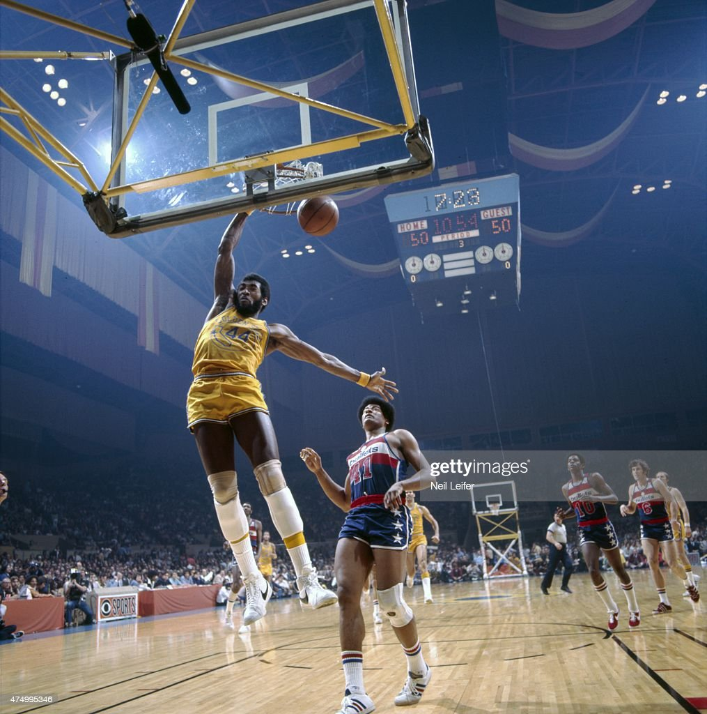 Golden State Warriors vs Washington Bullets 1975 NBA Finals