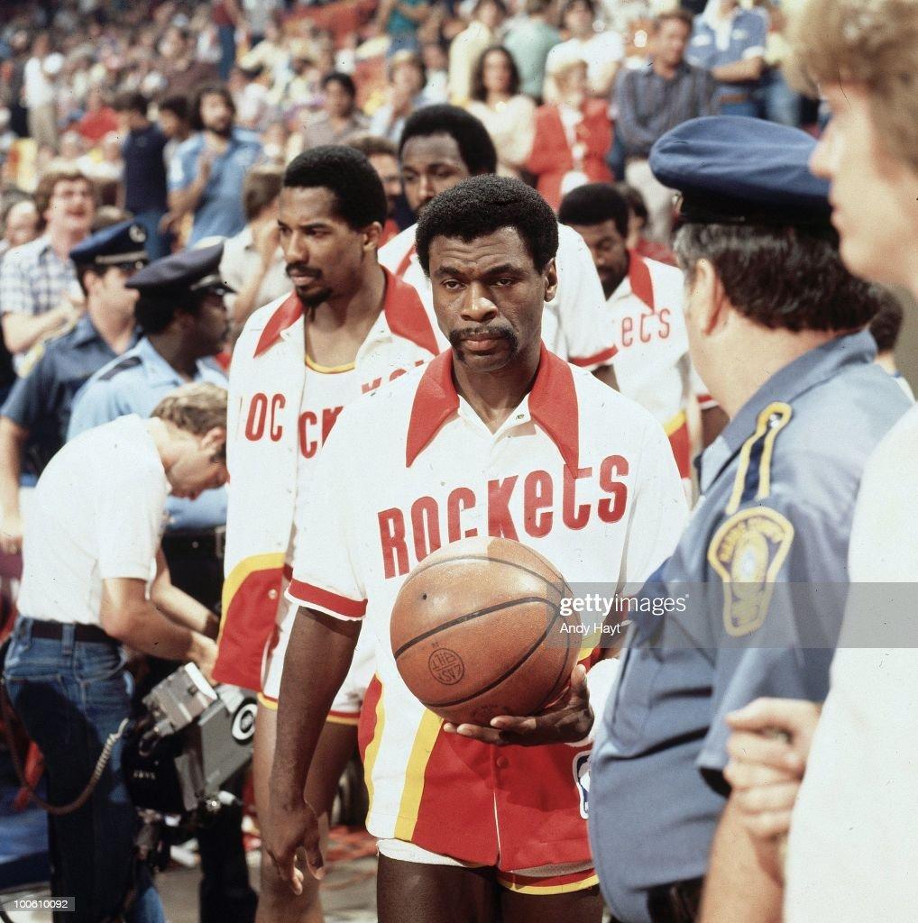Houston Rockets Calvin Murphy 1981 NBA Finals