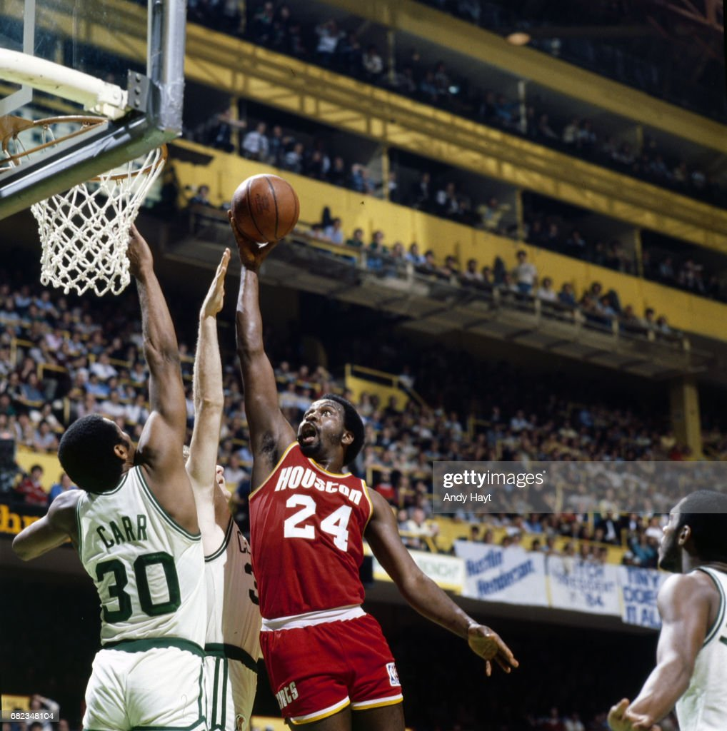 Houston Rockets vs Boston Celtics 1981 NBA Finals