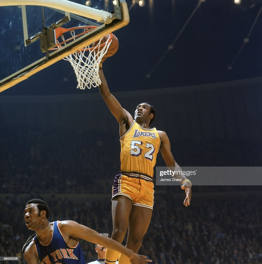 Los Angeles Lakers Happy Hairston 1970 NBA Finals