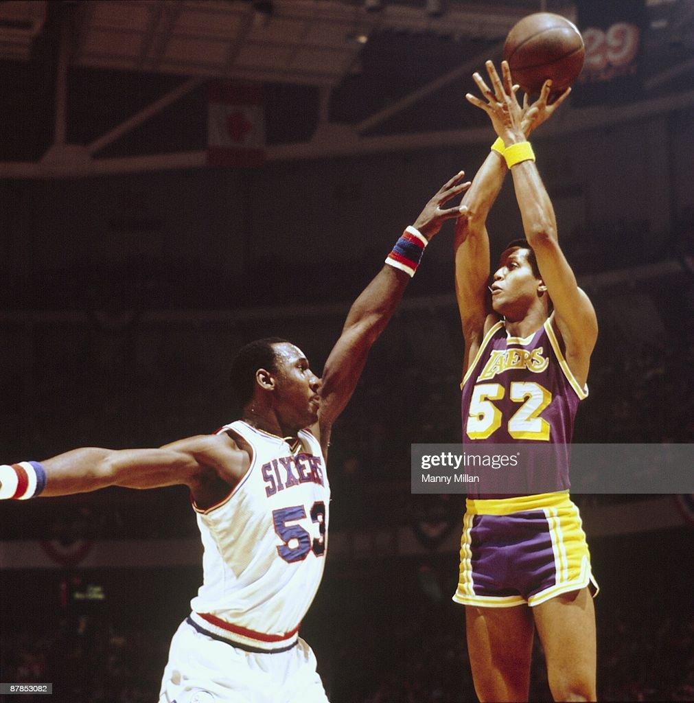 Los Angeles Lakers Jamaal Wilkes 1980 NBA Finals
