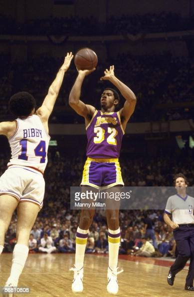 Los Angeles Lakers Magic Johnson, 1980 NBA Finals Pictures | Getty Images