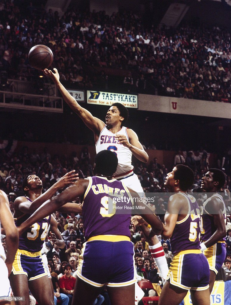 Julius Erving | Getty Images