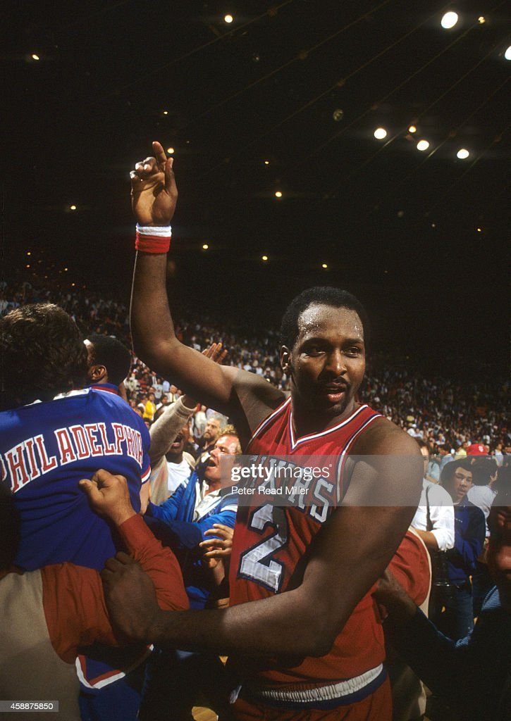 Moses Malone | Getty Images