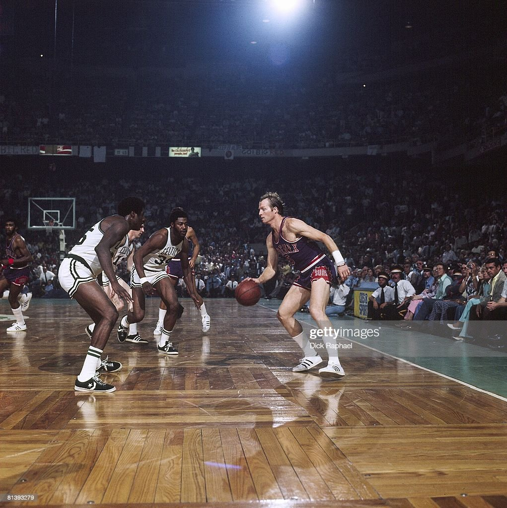 Phoenix Suns Dick Van Arsdale 1976 NBA Finals