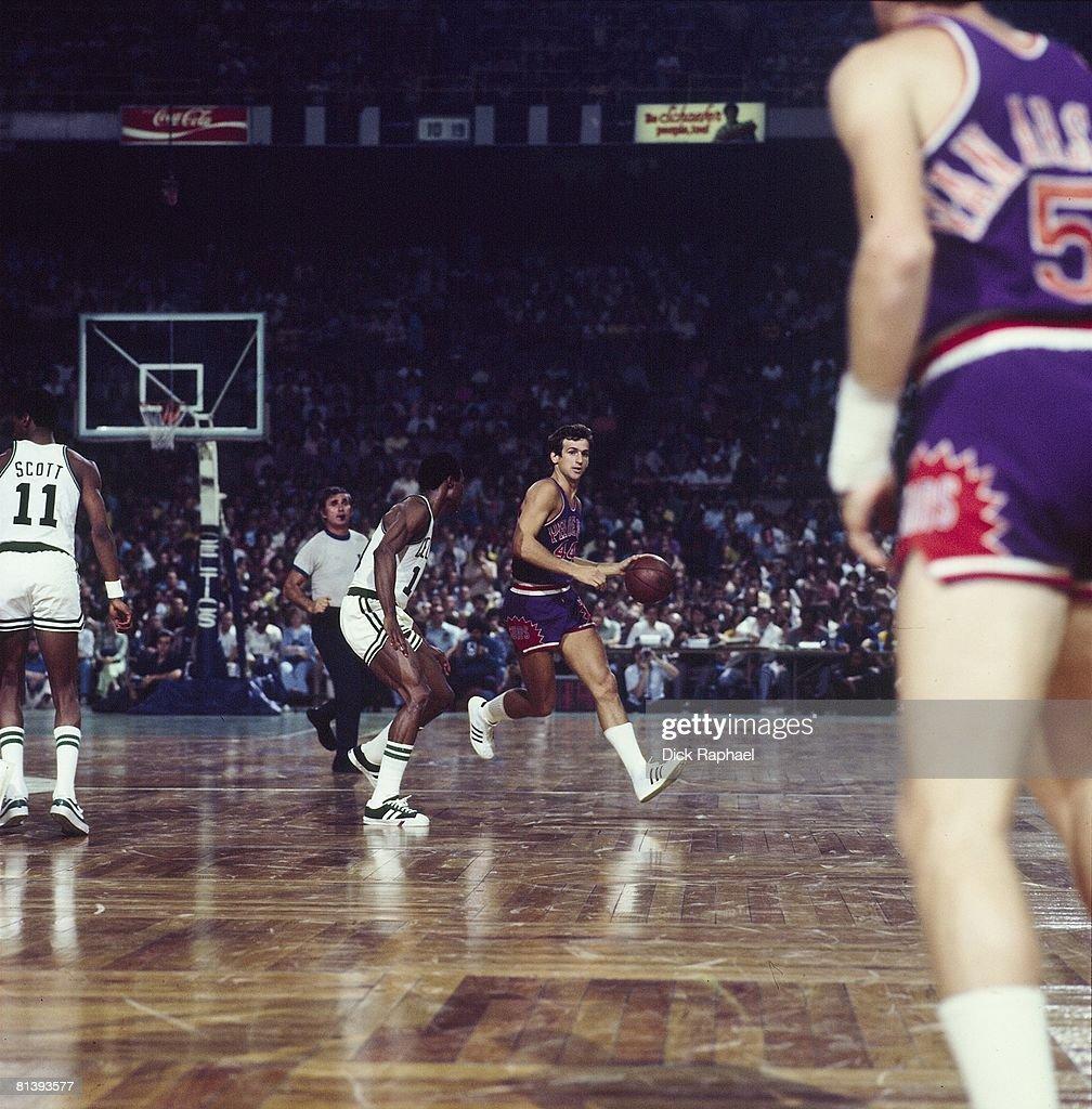 Phoenix Suns Paul Westphal 1976 NBA Finals