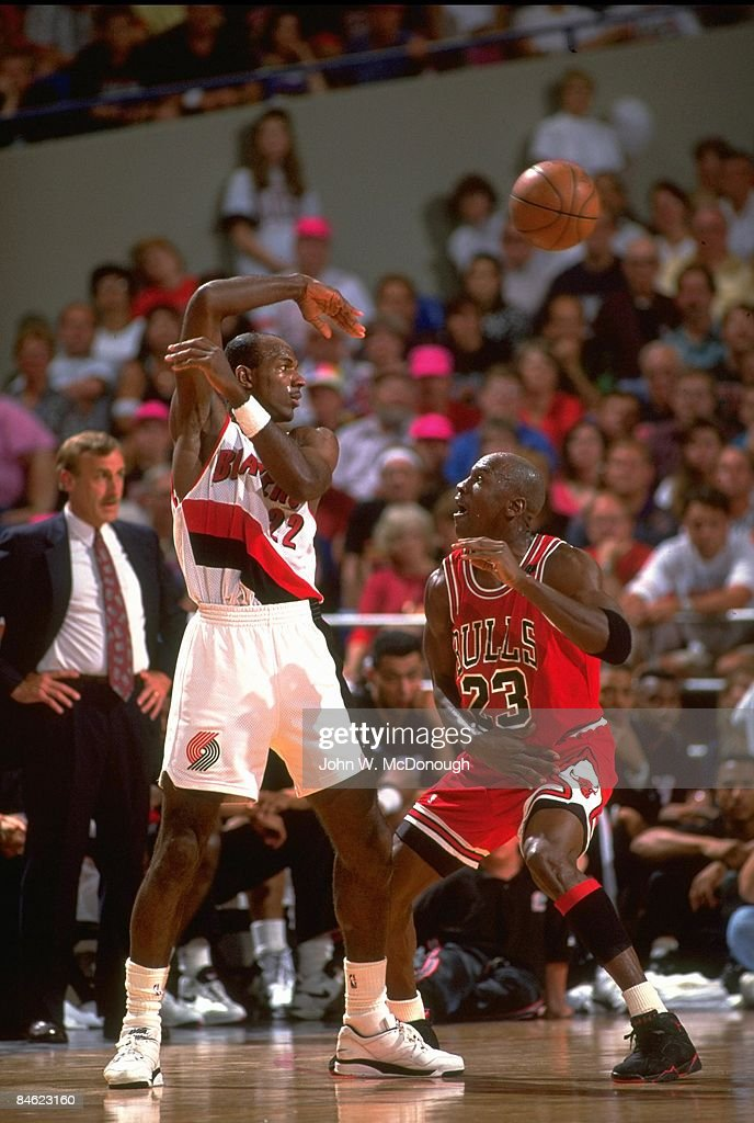 Michael Jordan - Basketball Player | Getty Images
