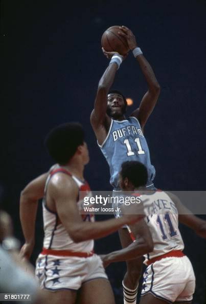 Buffalo Braves Bob McAdoo, 1975 NBA Eastern Conference ...