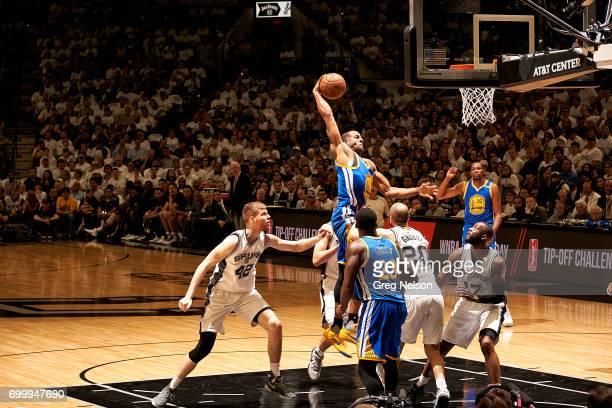 NBA Playoffs Golden State Warriors Andre Iguodala in action vs San Antonio Spurs at ATT Center Game 3 San Antonio TX CREDIT Greg Nelson