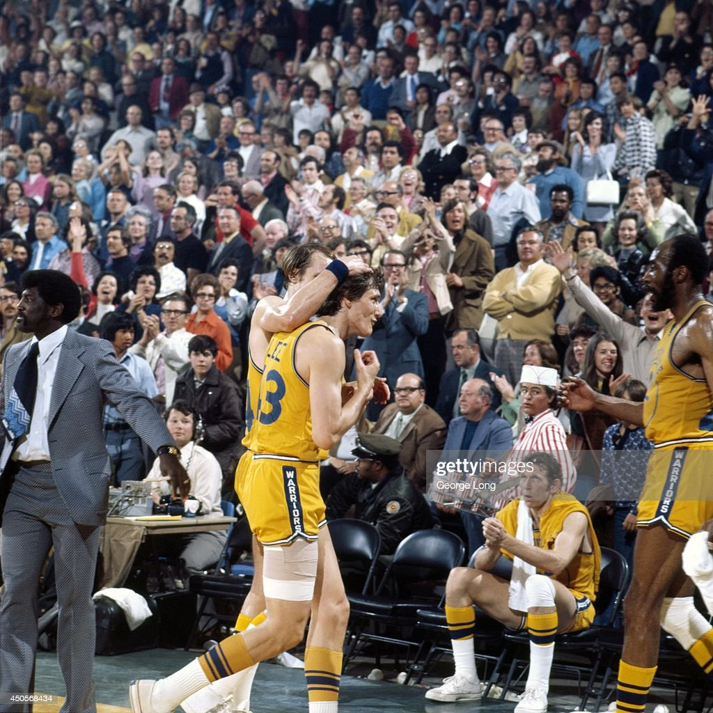 Golden State Warriors vs Milwaukee Bucks 1973 NBA Western
