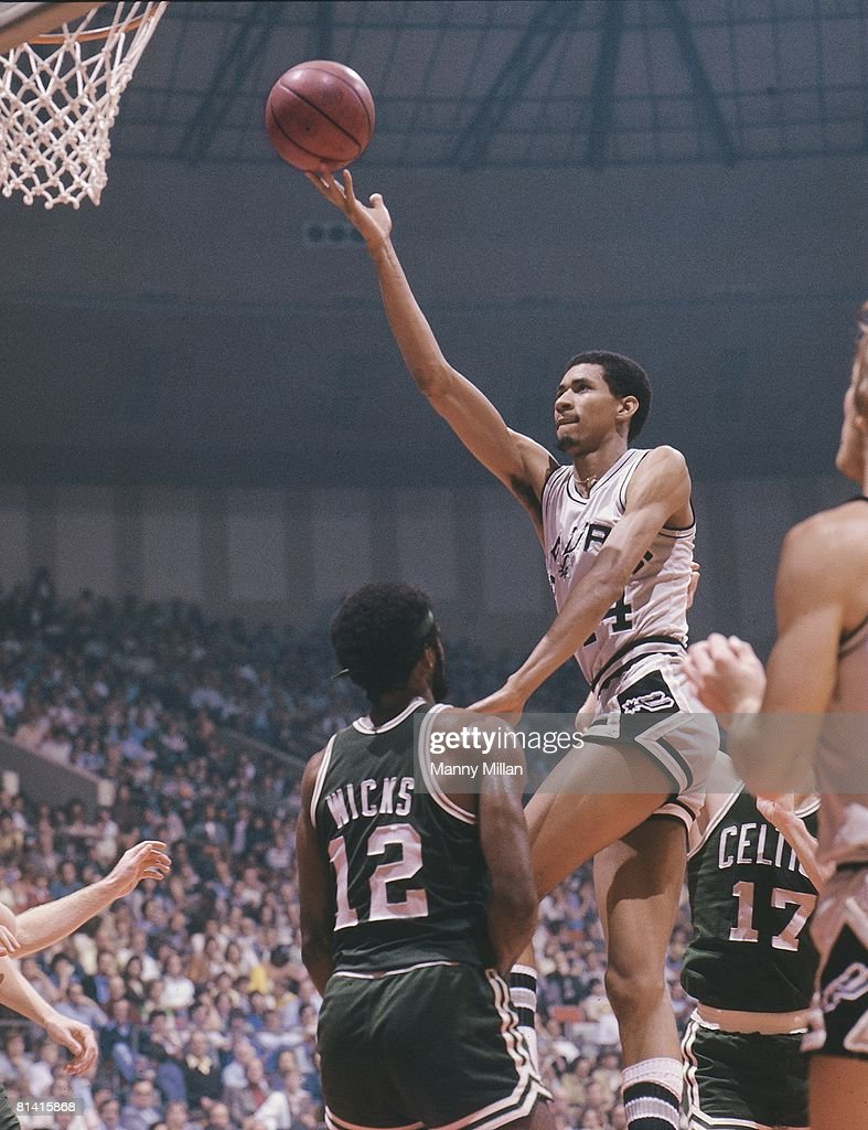 San Antonio Spurs George Gervin 1977 NBA Eastern Conference