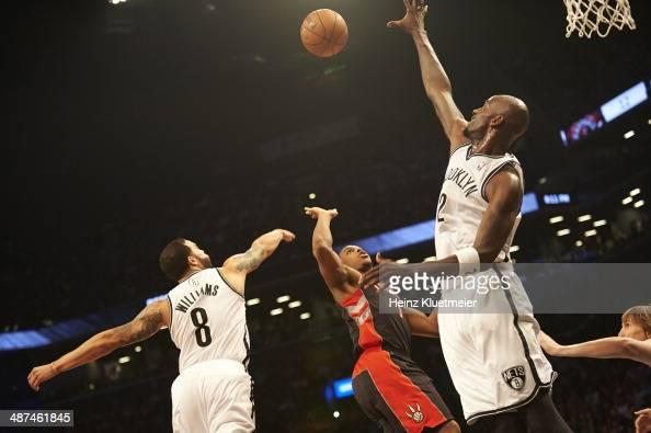 Nets Vs Raptors: Brooklyn Nets Vs Toronto Raptors, 2014 NBA Eastern
