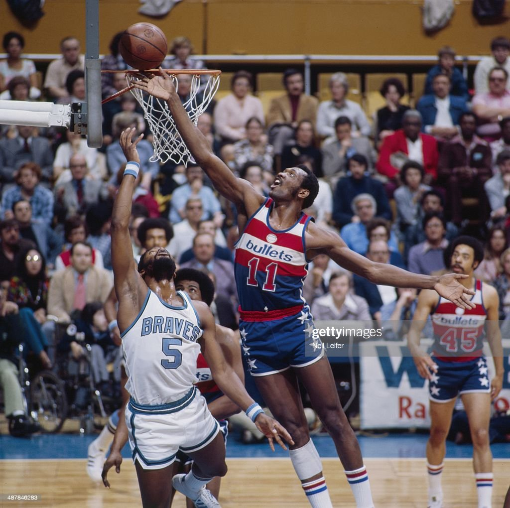 Buffalo Braves vs Washington Bullets 1975 NBA Eastern Conference