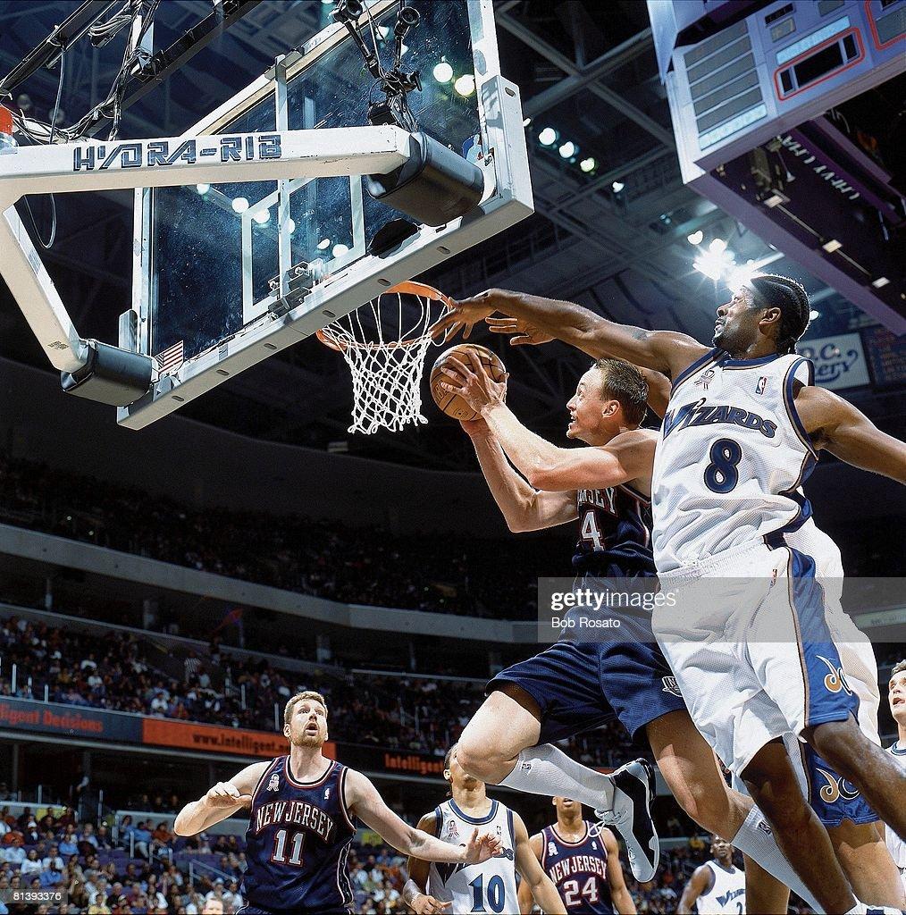 New Jersey Nets Keith Van Horn