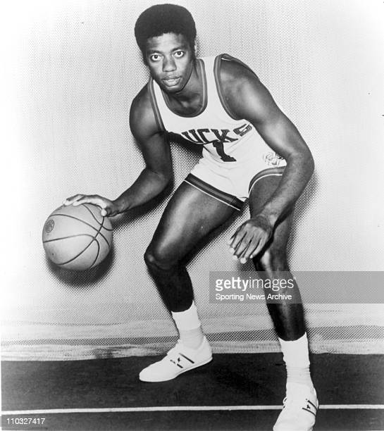 NBA Basketball Oscar Robertson played for the Milwaukee Bucks in 1971 He was an AllAmerican at Cincinnati University He was a member of the 1960...