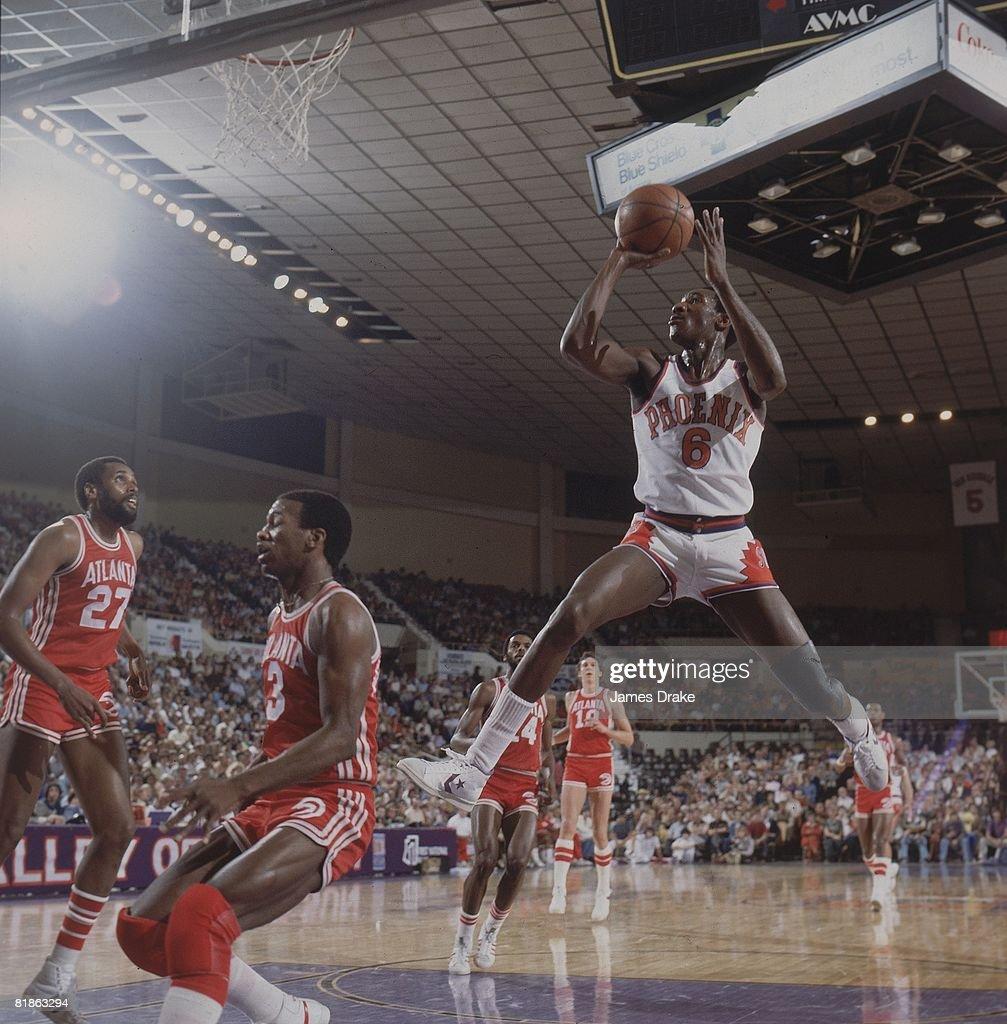 Phoenix Suns Walter Davis
