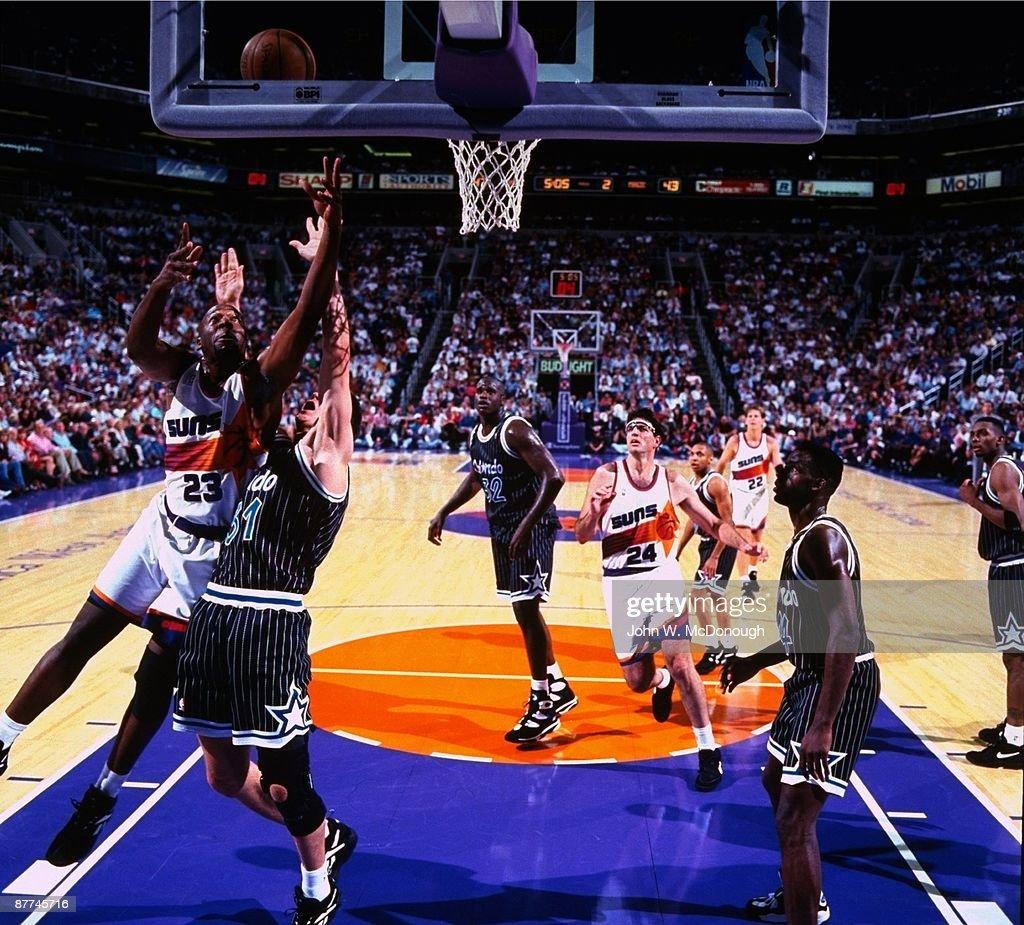 Phoenix Suns Wayman Tisdale