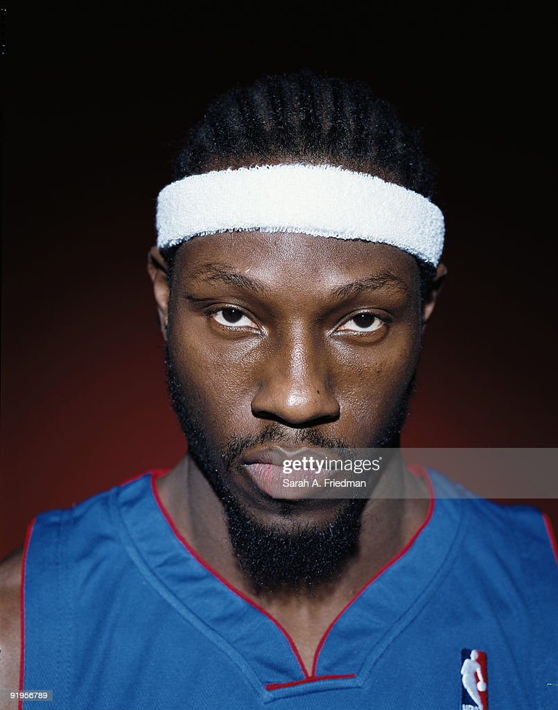 Ben Wallace Men s Health March 1 2006 s and