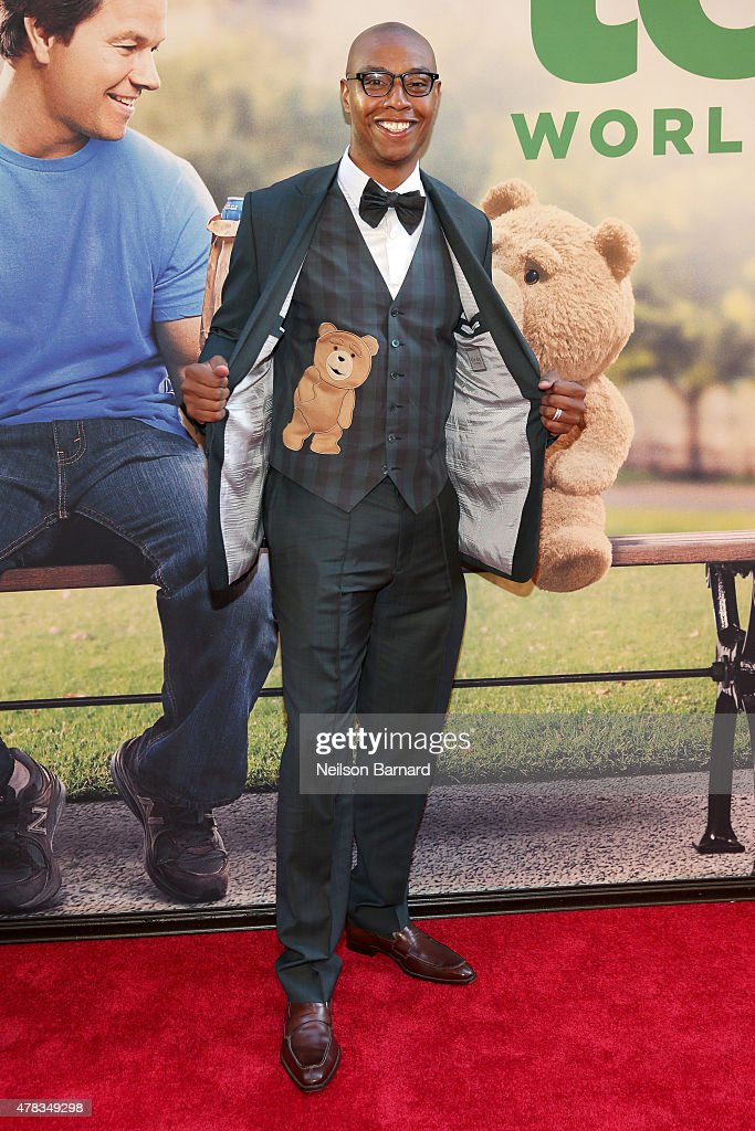 """Ted 2"" New York Premiere - Inside Arrivals"