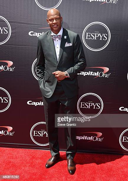 Basketball player Charlie Villanueva attends The 2015 ESPYS at Microsoft Theater on July 15 2015 in Los Angeles California
