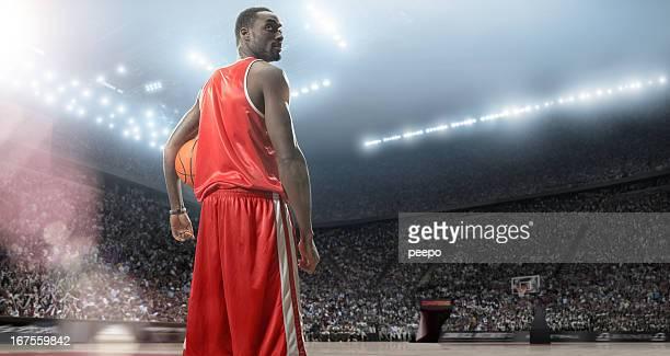 Basketball Player Hero