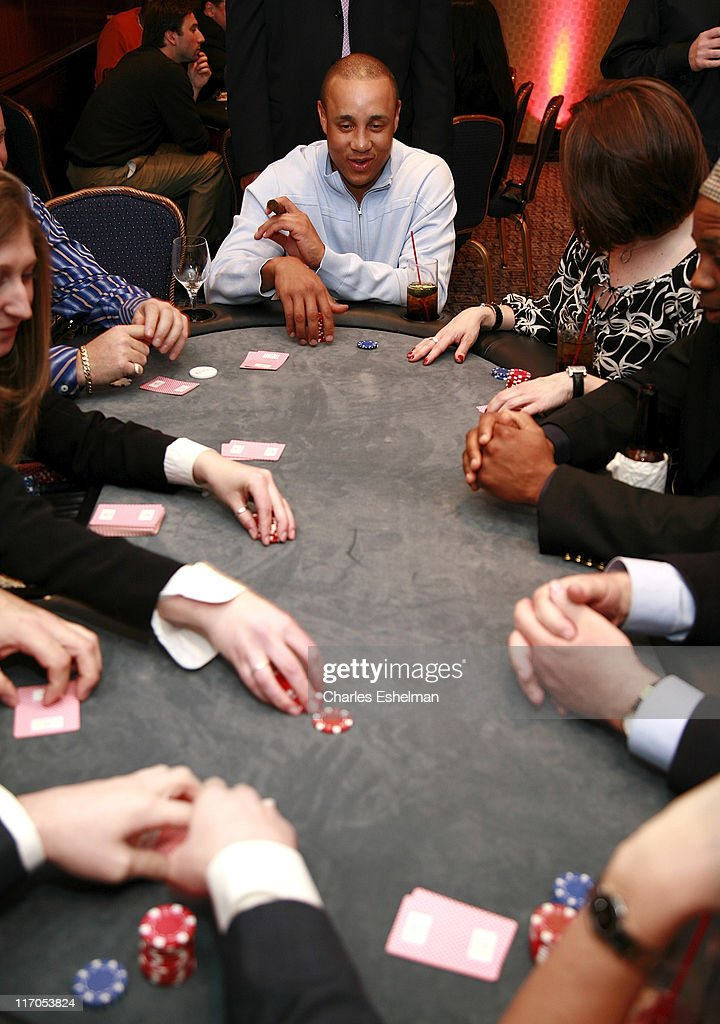 John starks 2008 casino night casino london job