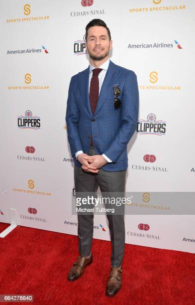 NBA basketball player Jonathan 'JJ Redick attends the 32nd Annual CedarsSinai Sports Spectacular Gala at W Los Angeles Westwood on April 3 2017 in...