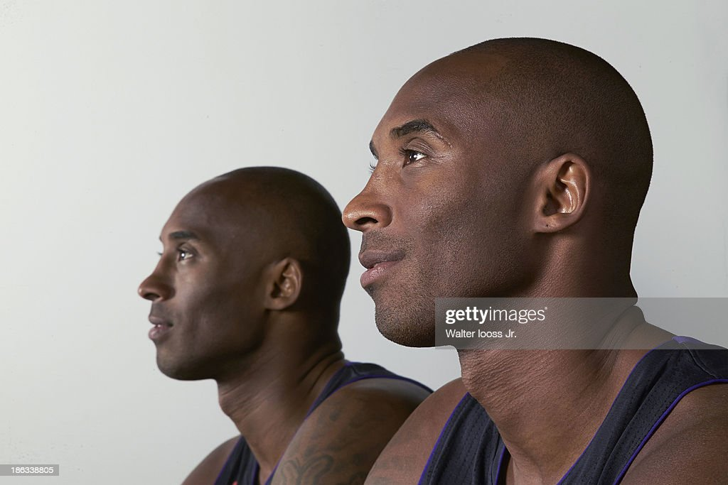 Basketball player <a gi-track='captionPersonalityLinkClicked' href=/galleries/search?phrase=Kobe+Bryant&family=editorial&specificpeople=201466 ng-click='$event.stopPropagation()'>Kobe Bryant</a> is photographed for Sports Illustrated on October 9, 2013 at MGM Grand Hotel & Casino in Las Vegas, Nevada.
